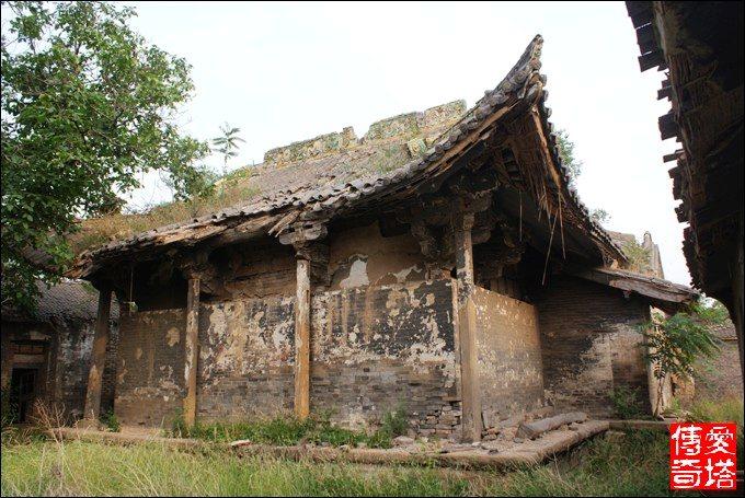 现存最早木结构建筑