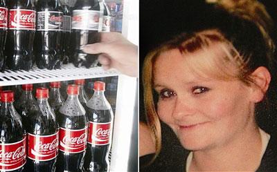 女子每天喝18瓶可乐 1年后暴毙