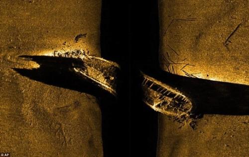 加拿大发现百年前人吃人沉船